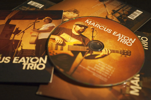 Marcus Eaton Trio
