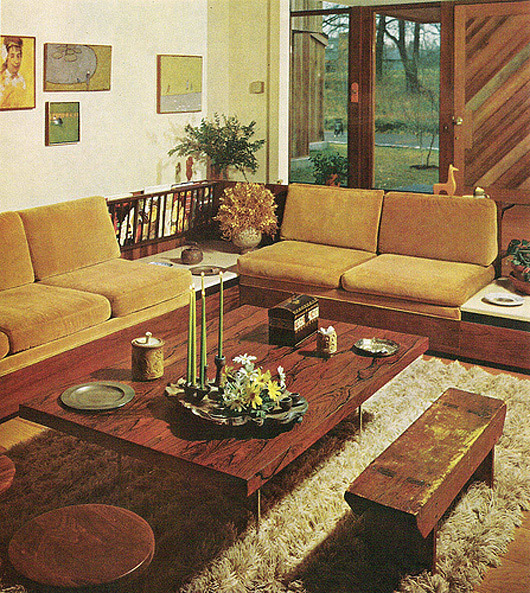 50s 60s interior design shelby white the blog of for Furniture 60s style