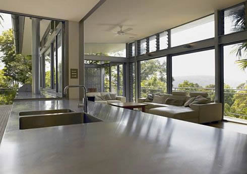 Sydney glass house shelby white the blog of artist for Luxury glass homes