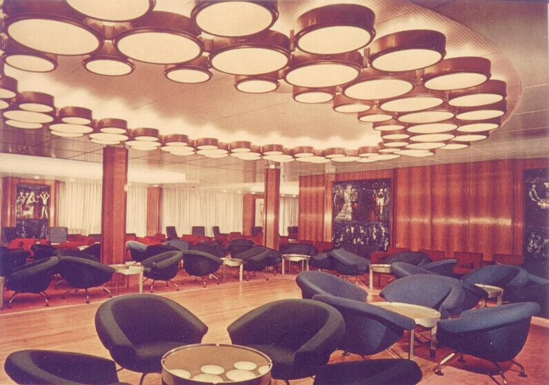 Mid Century Interior Design Flashback. September 10th, 2010. The ...