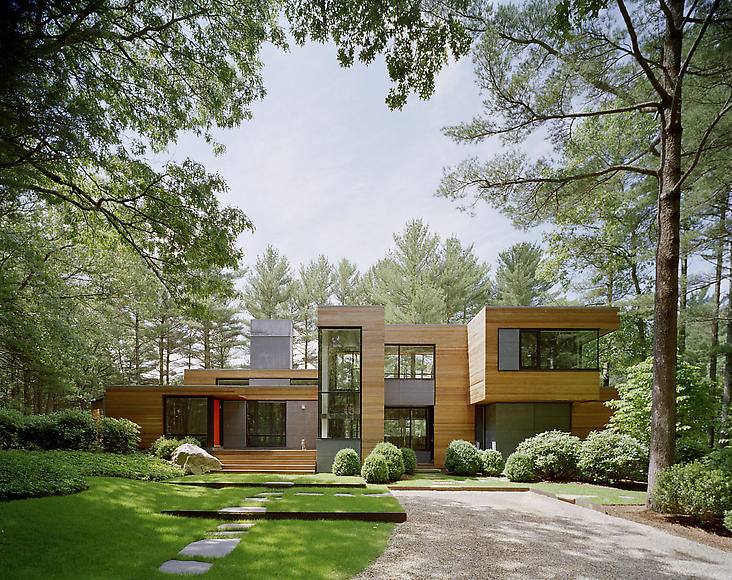 murdock young has shown us before of the great work they do this house in east hampton new york is the second testament to that - Contemporary Property