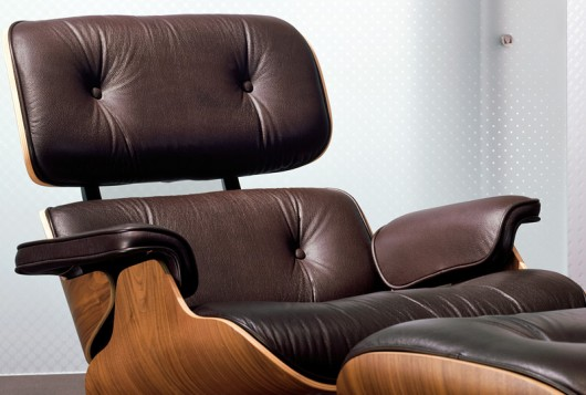 Approaching Design: Eames Lounge Chair