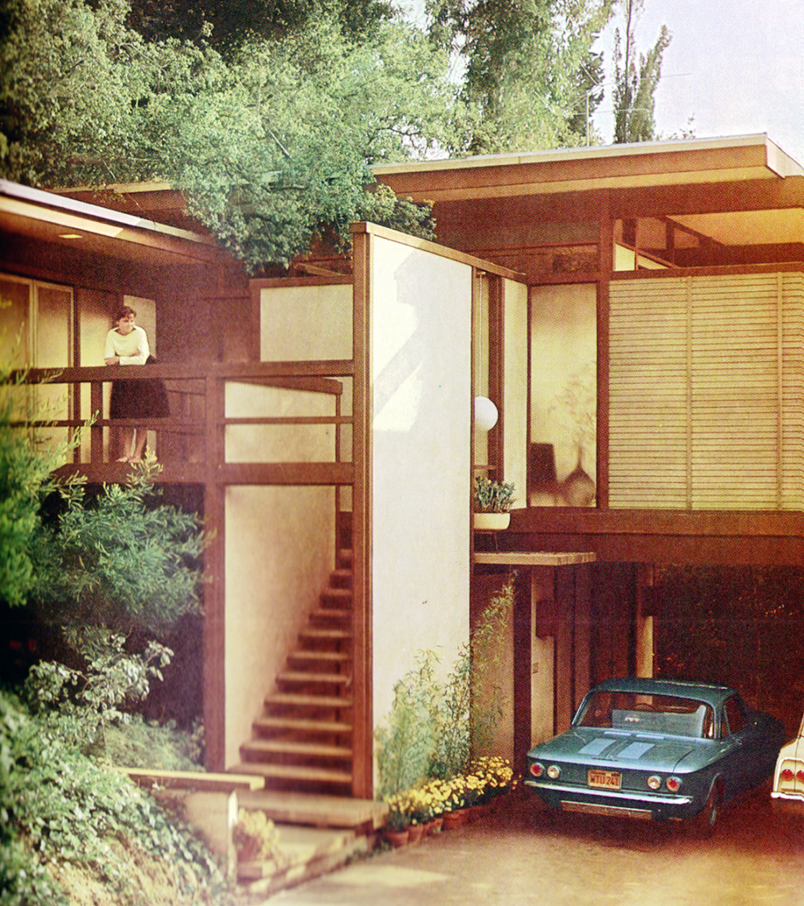 The architecture of mid century modern shelby white the blog of artist visual designer and Home architecture blogs