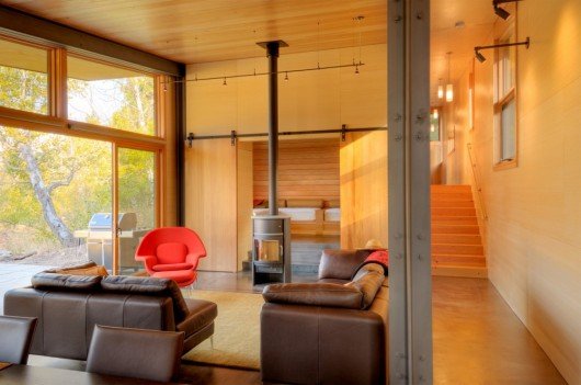 Miners Refuge By Johnston Architects Shelby White The