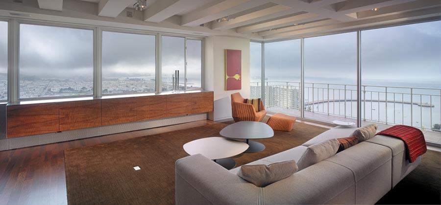 San Francisco Carr Apartment