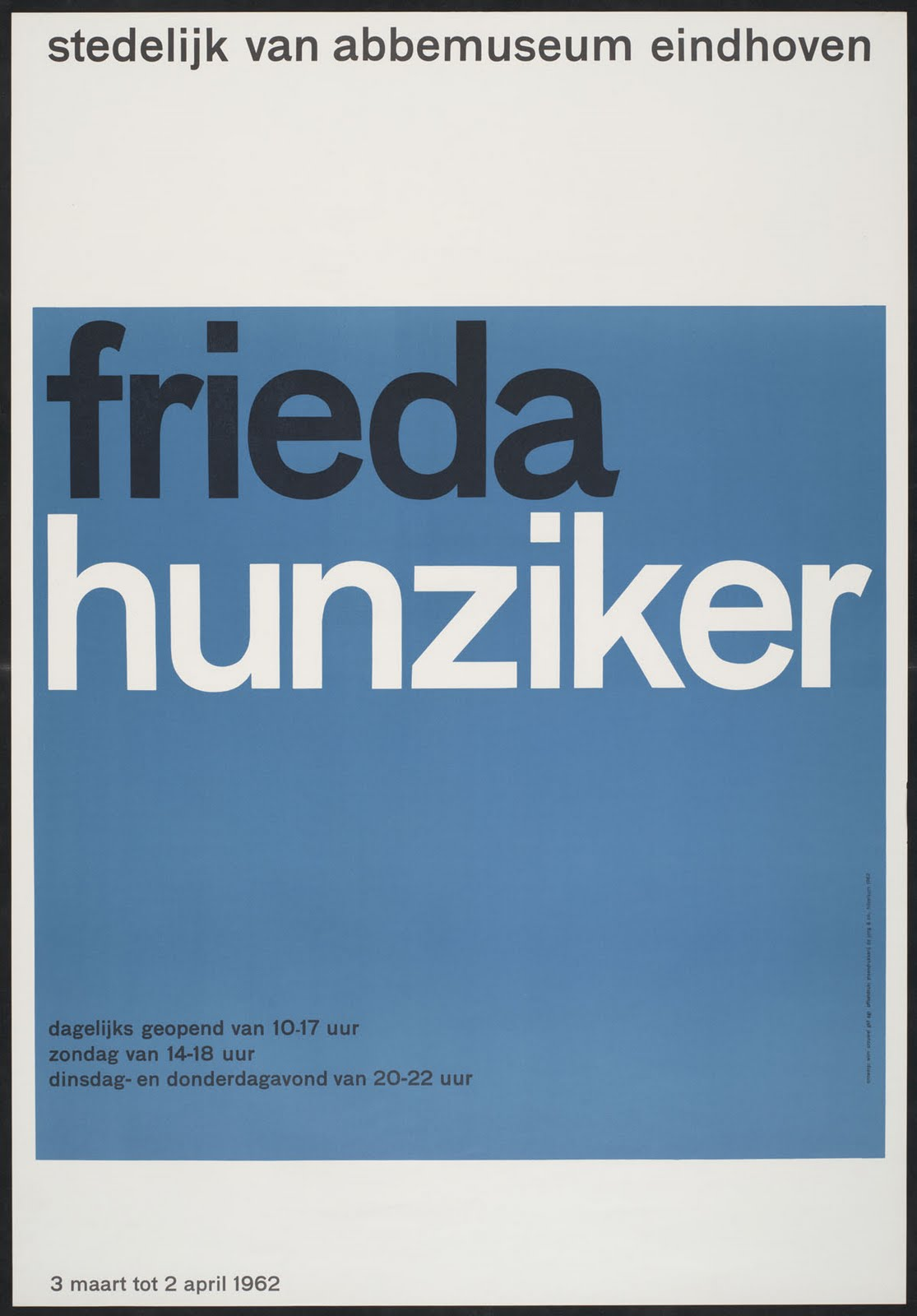 Wim Crouwel Poster Archive | Shelby White - The blog of ...