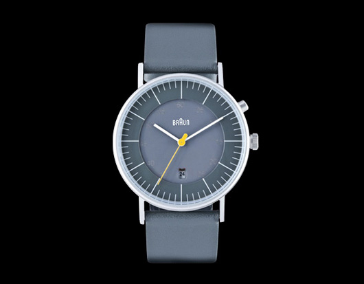 71dc7e895 Braun Watch Collection | Shelby White - The blog of artist, visual ...