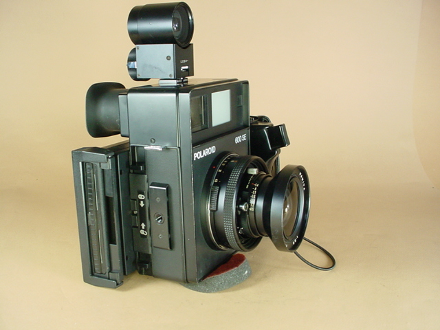 Polaroid 600 se Camera