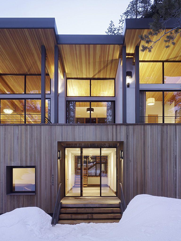 Modern House Foyer : Sugar bowl residence shelby white the of artist