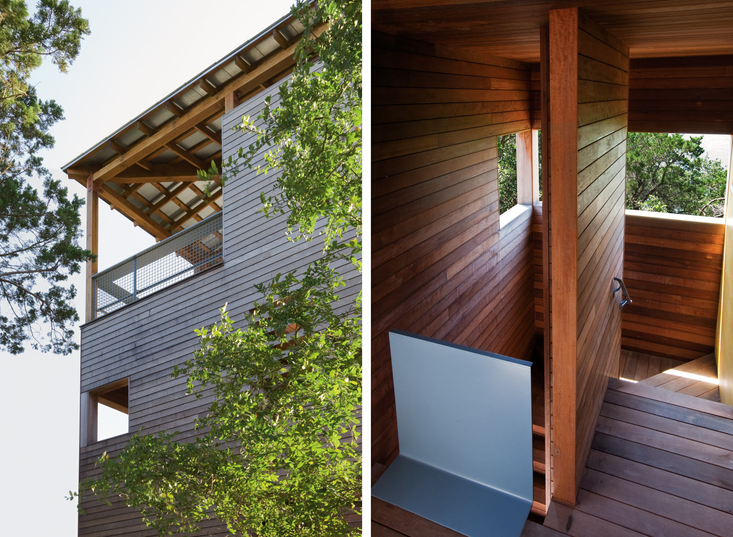 Austin Texas Tower House   Shelby White - The blog of ...