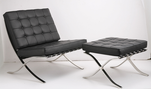 Designing the Barcelona Chair Shelby White The blog of artist