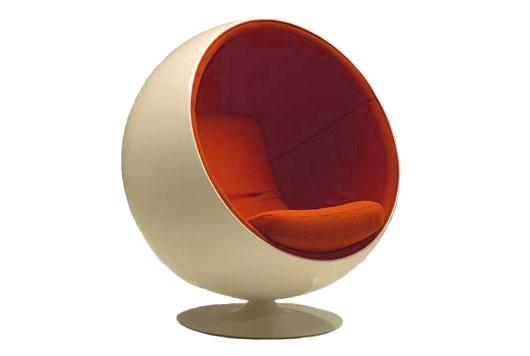 Eero Aarnio Ball Chair. September 23rd, 2011. The ...