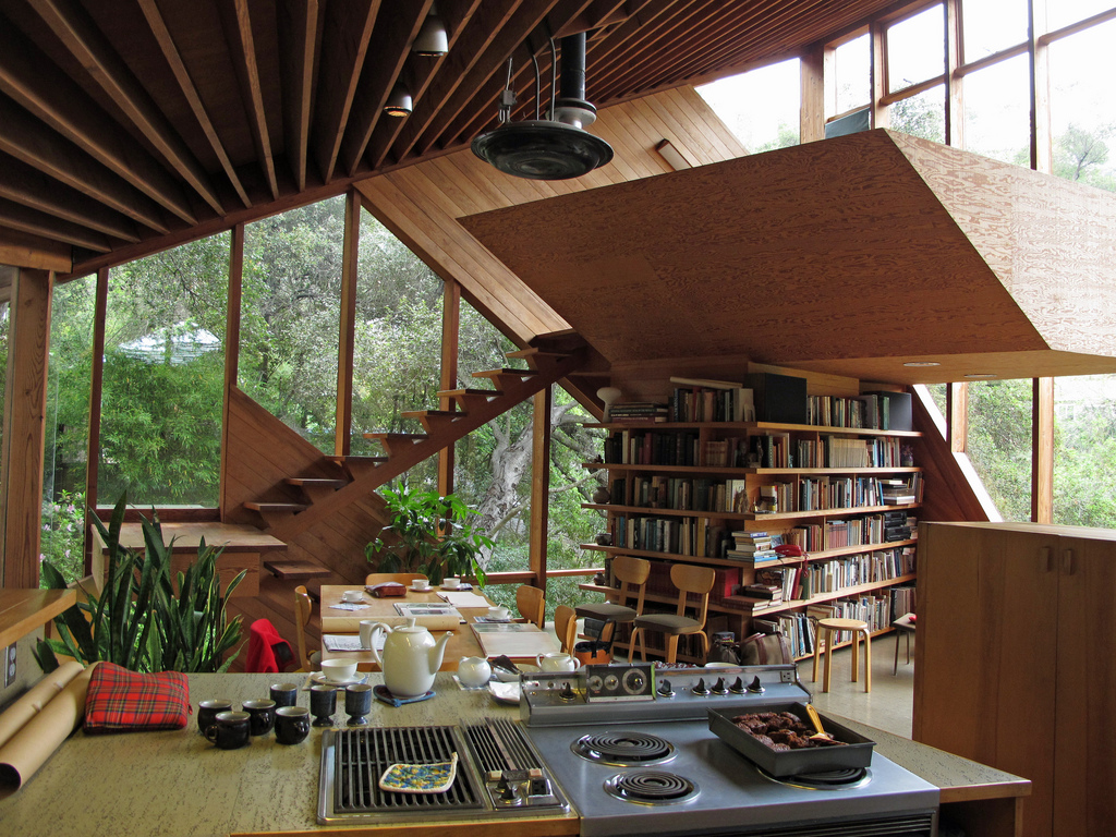 Walstrom House By John Lautner Shelby White The Blog