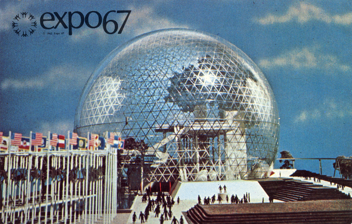 Expo 67 Montreal Post Cards Shelby White The Blog Of Artist Visual Designer And