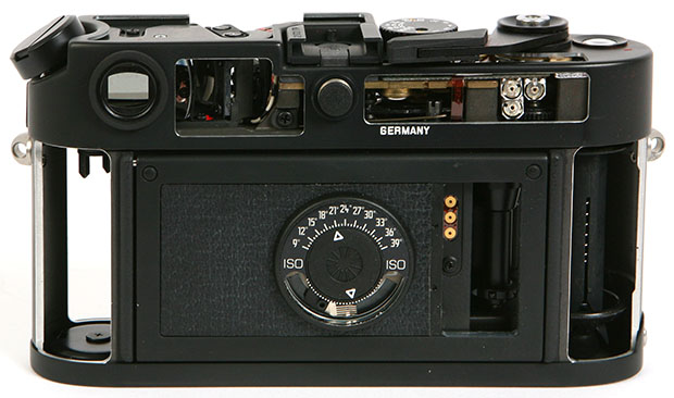 Inside the Leica M6 Rangefinder | Shelby White - The blog of artist