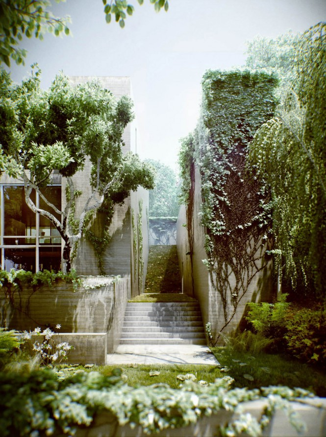 Overgrown House In Hungary Shelby White The Blog Of