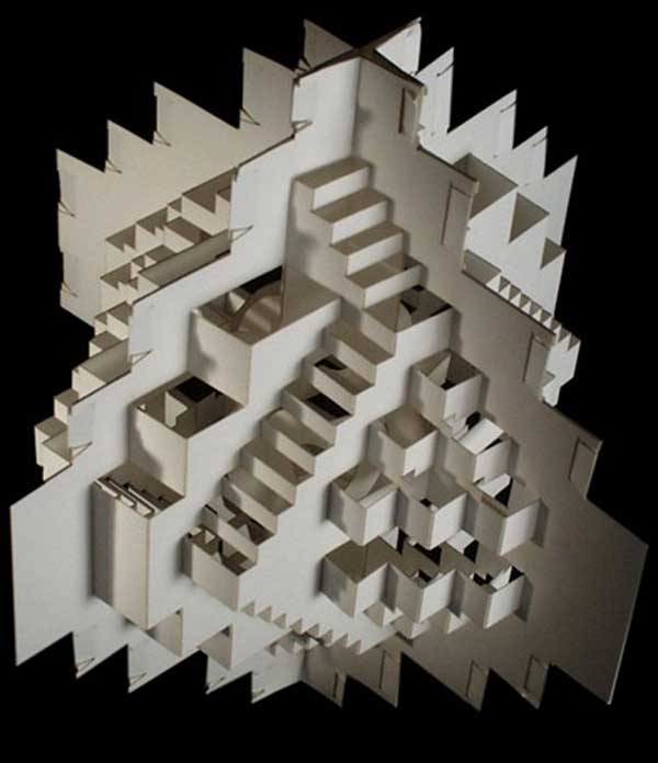 New Way Ford >> Paper Architecture by Ingrid Siliakus | Shelby White - The