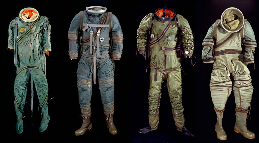 Retro spacesuit history shelby white the blog of for Space suit design