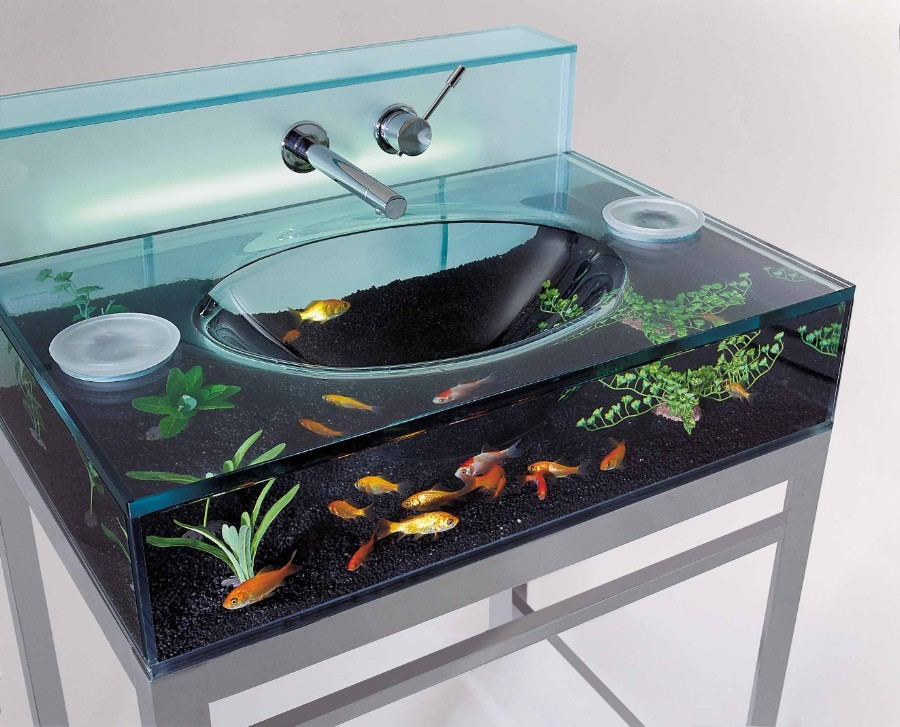Aquarium Sink Shelby White The Blog Of Artist Visual