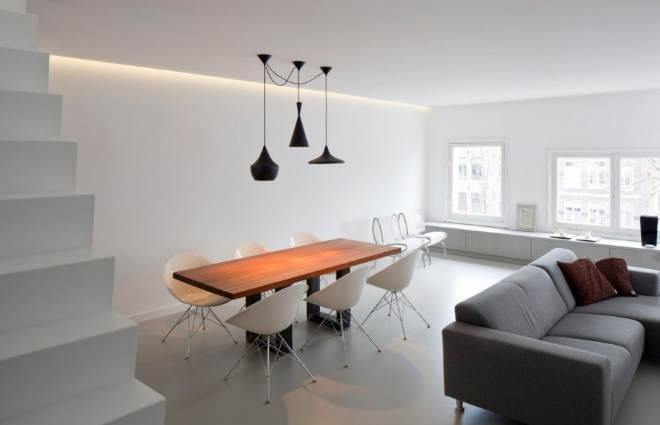The netherlands apartment shelby white the blog of for Concepto de minimalista