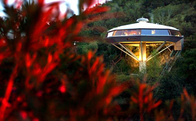 Chemosphere Residence By John Lautner Shelby White The Blog Of