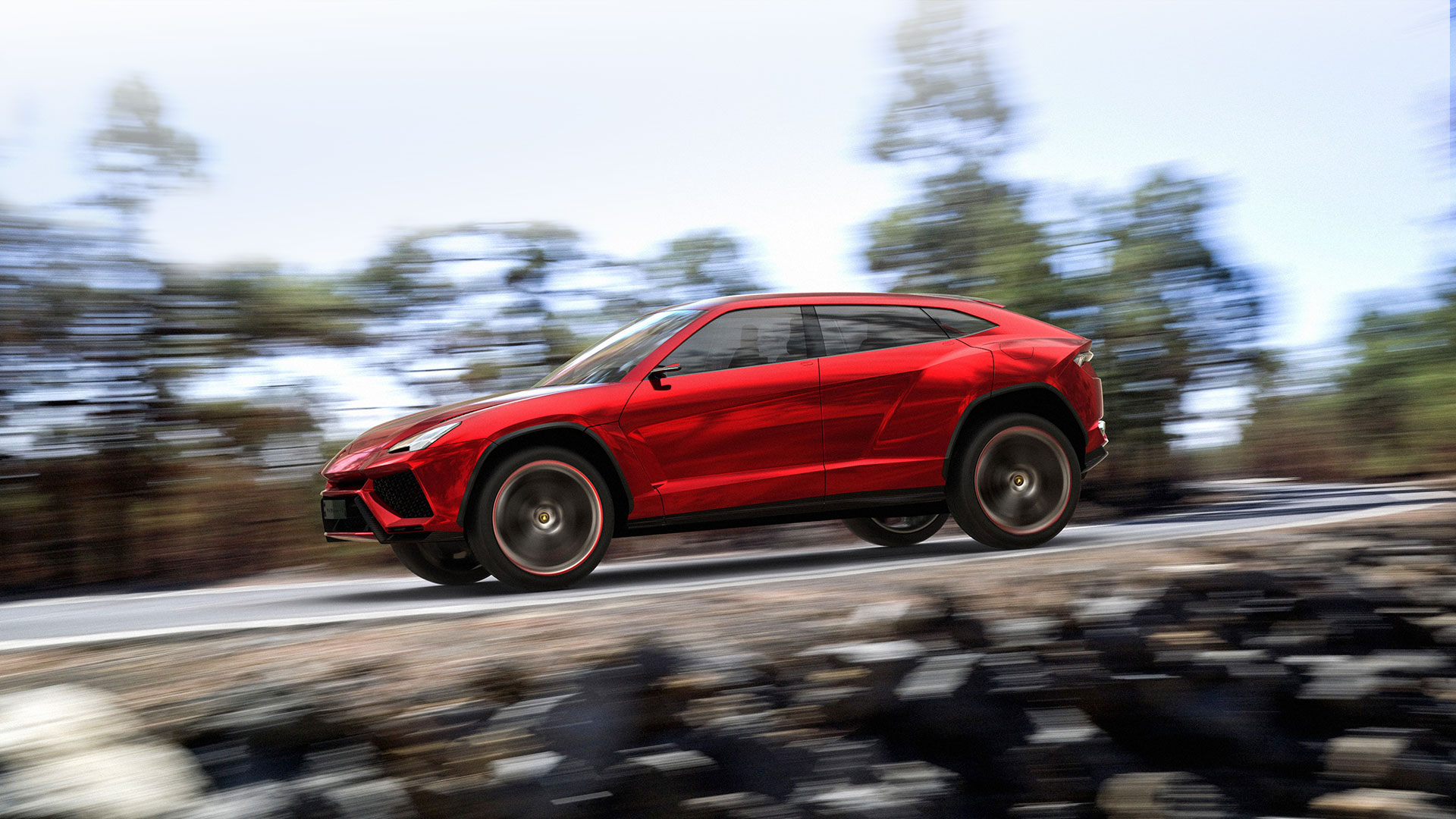 Lamborghini Urus Super Suv Shelby White The Blog Of
