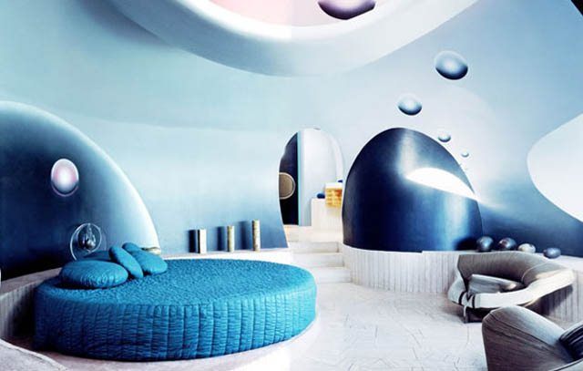 Villa Palais Bulles In France Shelby White The Blog Of