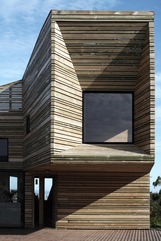 Metamorphosis House In Chile Nlyten