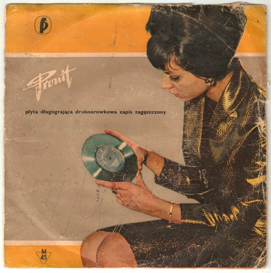 Vintage Polish Record Covers Shelby White The Blog Of