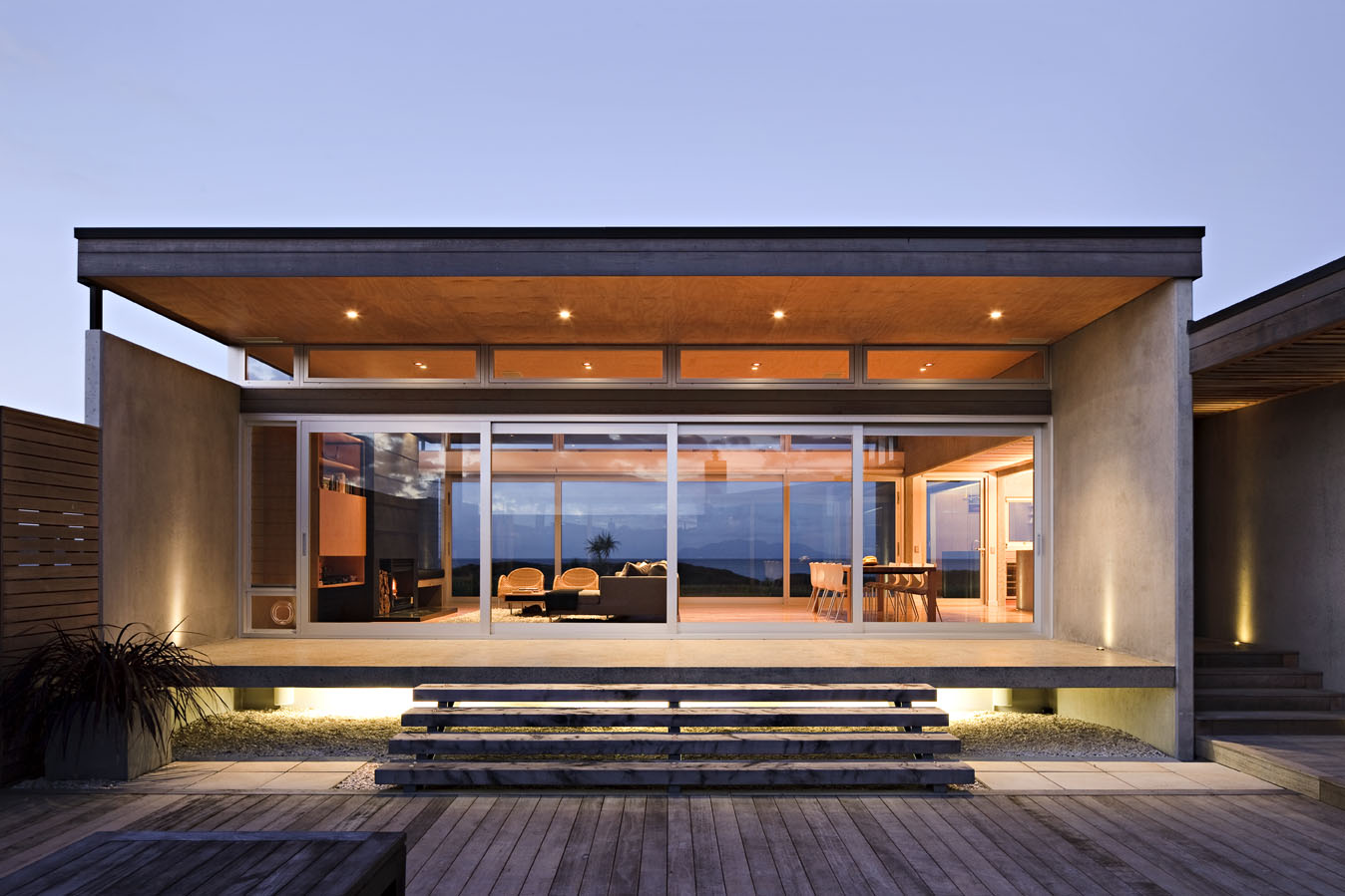 Omaha beach house shelby white the blog of artist - Shipping container homes designs ...