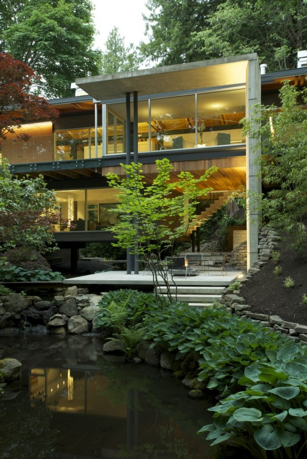 Southlands Residence by Dialog Architects