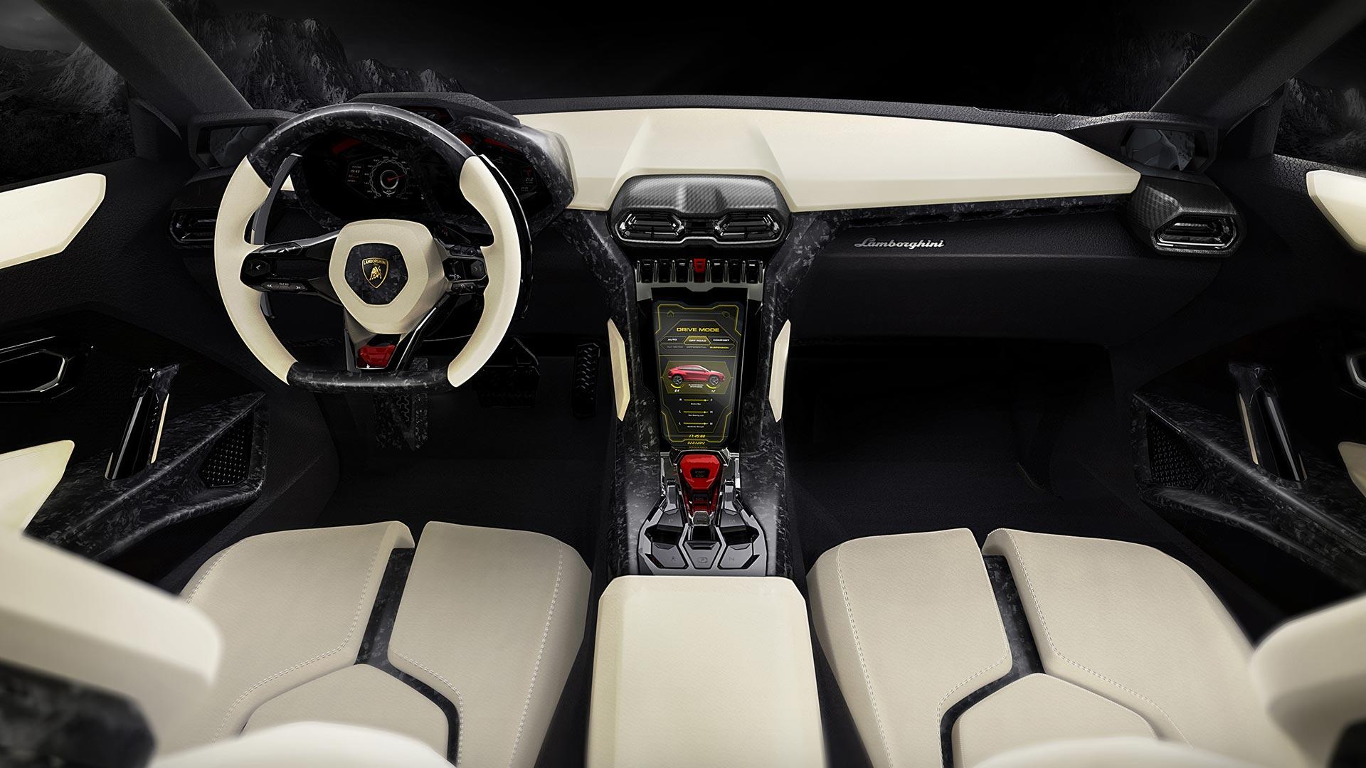 lamborghini urus 01 Na SUVa od Lamborghini musimy jeszcze poczekać